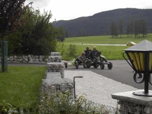Gästehaus Sonnweber, Pensionen  Mieming - big - 42