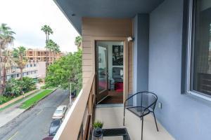 Popular Hollywood Walk of Fame Penthouse, Appartamenti  Los Angeles - big - 2