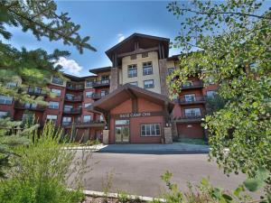 Base Camp One 411 Condo, Appartamenti  Granby - big - 17