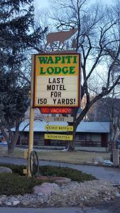 Wapiti Lodge, Motelek  Durango - big - 109