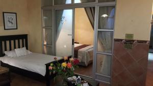 Апартаменты Делюкс с 1 спальней - Верхний этаж