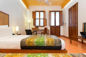 Villa Shanti - A Heritage Hotel, Hotels  Pondicherry - big - 17