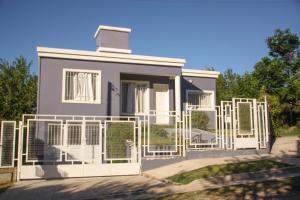 Casa en Balneario Sol y Rio, Дома для отпуска  Вилья-Карлос-Пас - big - 38
