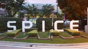 Arena Residence De SPICE, Apartmány  Bayan Lepas - big - 1