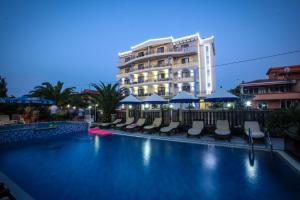 4 hviezdičkový hotel Spa Hotel Montefila Ulcinj Čierna Hora