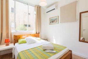 Kfar Saba Center Apartment, Appartamenti  Kefar Sava - big - 20