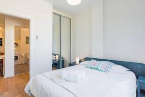 Kfar Saba Center Apartment, Апартаменты  Кфар-Сава - big - 24