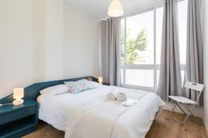 Kfar Saba Center Apartment, Апартаменты  Кфар-Сава - big - 25