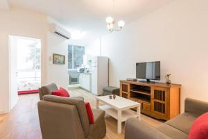 Kfar Saba Center Apartment, Appartamenti  Kefar Sava - big - 29