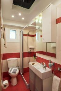 Semiramis Guesthouse, Hotely  Adamas - big - 16