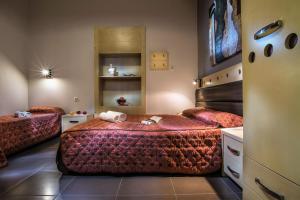 Semiramis Guesthouse, Hotely  Adamas - big - 46