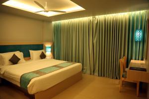 KVM Hotels, Hotely  Tiruchchirāppalli - big - 8