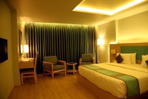 KVM Hotels, Hotely  Tiruchchirāppalli - big - 7