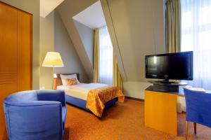 Mercure Hotel & Residenz Berlin Checkpoint Charlie, Hotel  Berlino - big - 45