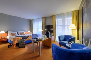 Mercure Hotel & Residenz Berlin Checkpoint Charlie, Hotel  Berlino - big - 44