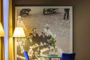 Mercure Hotel & Residenz Berlin Checkpoint Charlie, Hotel  Berlino - big - 42