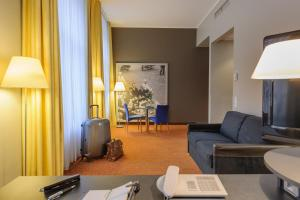 Mercure Hotel & Residenz Berlin Checkpoint Charlie, Hotel  Berlino - big - 39