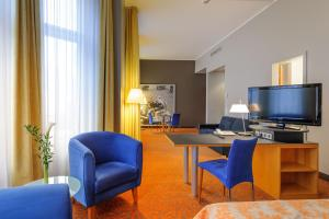Mercure Hotel & Residenz Berlin Checkpoint Charlie, Hotel  Berlino - big - 41