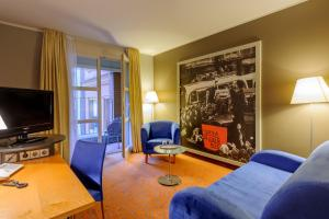 Mercure Hotel & Residenz Berlin Checkpoint Charlie, Hotel  Berlino - big - 37