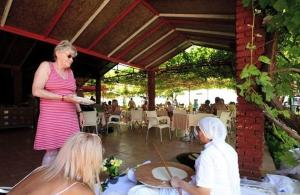 Narcia Resort Side - Ultra All Inclusive, Курортные отели  Сиде - big - 16