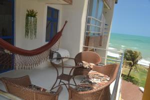 Costeira Praia Apartamento, Ferienwohnungen  Natal - big - 31