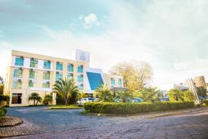 Hotel Aliança Express, Отели  Rio do Sul - big - 11