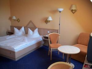 Hotel Rathener Hof, Отели  Struppen - big - 2