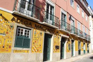 FADO Bairro Alto - SSs Apartments, Ferienwohnungen  Lissabon - big - 55
