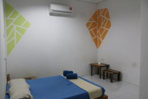 Double Room with Air Conditioning (No Window)