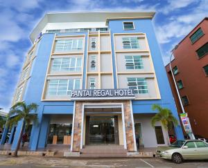 Pantai Regal Hotel, Hotely  Kuantan - big - 45