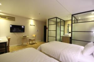 Hotel the Ann, Hotels  Changwon - big - 65