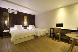 Hotel the Ann, Hotels  Changwon - big - 68