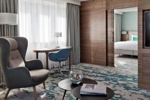 Park Suite met Toegang tot de Executive Lounge