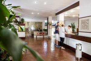 Grand Hotel De Rose, Hotels  Scalea - big - 99