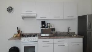 Roma Sur 1 Bedroom Apartment, Apartmány  Mexiko City - big - 7
