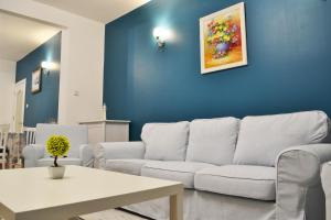 The Central Blue Apartment