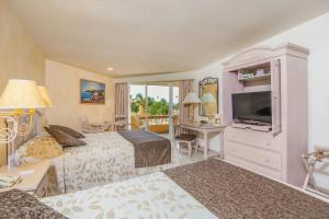 Double Room with Partial Ocean View - All Inclusive