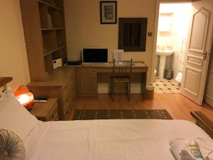 Halebarns Guesthouse Manchester Airport, Pensionen  Hale - big - 21