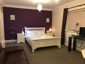 Halebarns Guesthouse Manchester Airport, Pensionen  Hale - big - 37