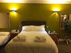 Halebarns Guesthouse Manchester Airport, Pensionen  Hale - big - 48