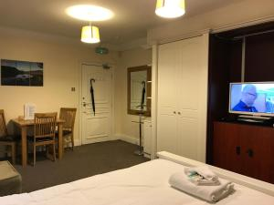 Halebarns Guesthouse Manchester Airport, Pensionen  Hale - big - 28