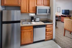 Homewood Suites by Hilton San Antonio Riverwalk/Downtown, Отели  Сан-Антонио - big - 15