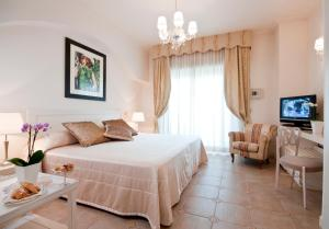 Grand Hotel Gallia, Hotely  Milano Marittima - big - 37