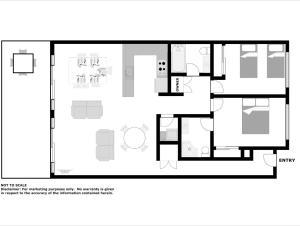 Seaspray Villa 5, Apartmanok  Shoal Bay - big - 14