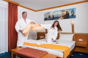 Best Western Hotel Hanse Kogge, Hotely  Ostseebad Koserow - big - 17