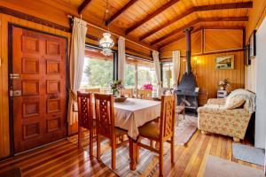 Casa Campestre frente al Lago Calafquén, Case vacanze  Panguipulli - big - 8