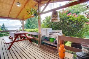 Casa Campestre frente al Lago Calafquén, Case vacanze  Panguipulli - big - 11