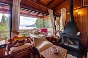 Casa Campestre frente al Lago Calafquén, Case vacanze  Panguipulli - big - 25