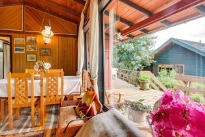 Casa Campestre frente al Lago Calafquén, Case vacanze  Panguipulli - big - 27