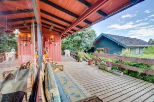 Casa Campestre frente al Lago Calafquén, Case vacanze  Panguipulli - big - 32